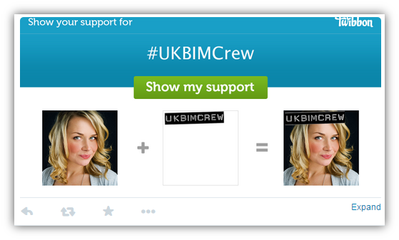 UKbimcrew twibbon