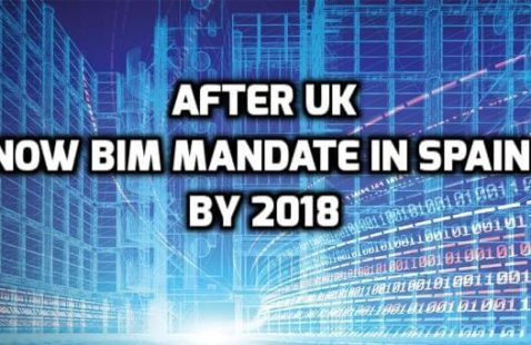 After UK now BIM mandate in Spain | Revit Modeling India