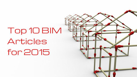 Top 10 BIM Articles of 2015