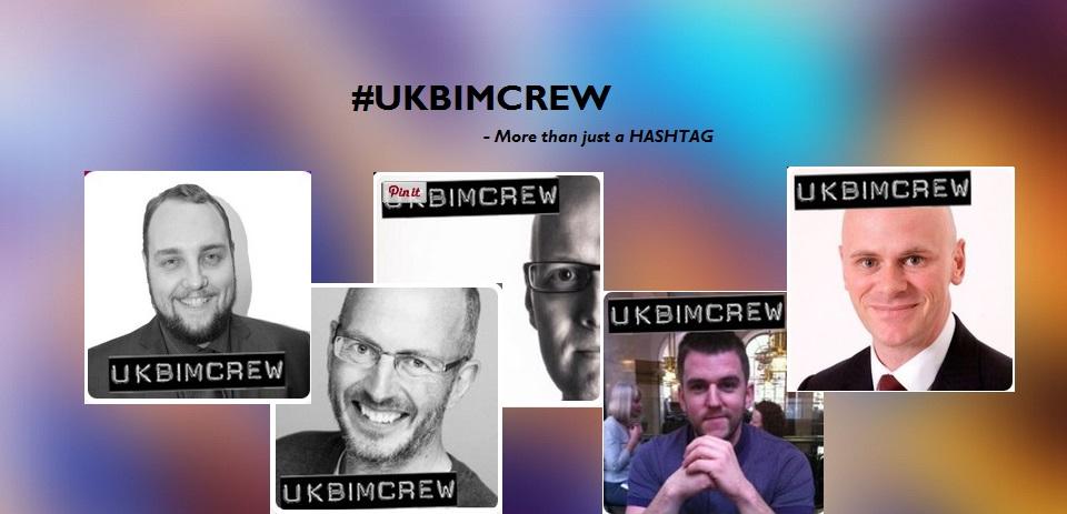 BIM Trending Hashtag - #UKBIMCREW
