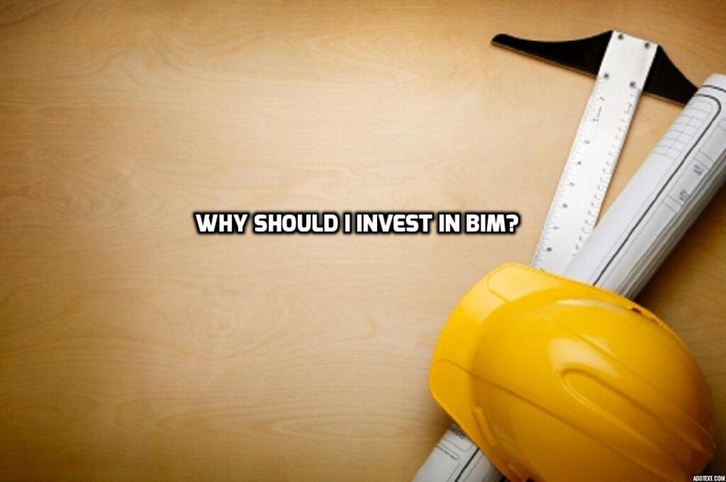Why should I invest 3d BIM technology?   Revit Modeling India