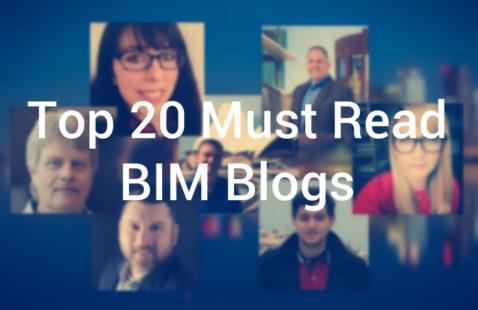Top 20 Must Read BIM Articles