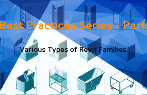 Best Practices for Revit Family Creation - Type of Revit Families